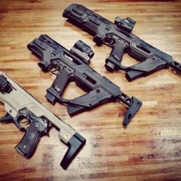 Carbines & Rifles